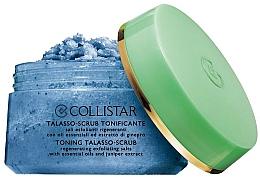 Perfumería y cosmética Exfoliante corporal tonificante con sales marinas - Collistar Speciale Corpo Perfetto Toning Talasso-Scrub
