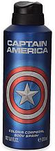 Perfumería y cosmética Desodorante spray - Marvel Captain America Deodorant