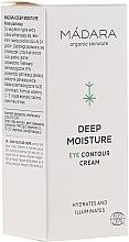 Perfumería y cosmética Crema contorno de ojos eco con aceite de aguacate y extracto de perejil - Madara Cosmetics Eye Contour Cream