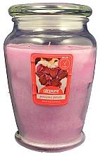 Perfumería y cosmética Vela perfumada en tarro con aroma a pétalos de rosa - Airpure Precious Petals Scented Candle