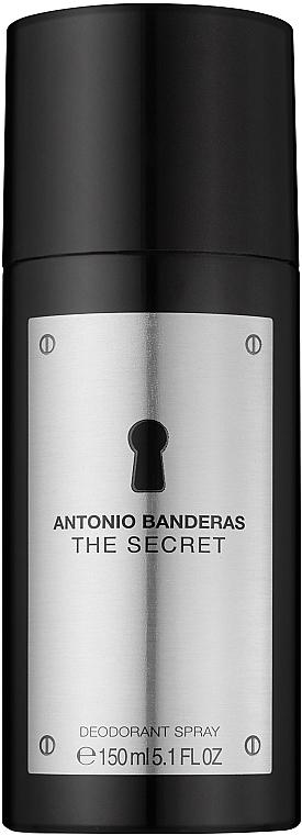 Antonio Banderas The Secret - Desodorante spray — imagen N1