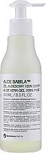 Perfumería y cosmética Gel de aloe vera - Botanicapharma Aloe Sabila