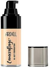 Perfumería y cosmética Base de maquillaje de alta cobertura con efecto mate - Ardell Cameraflage High-Def Foundation