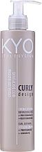 Perfumería y cosmética Crema definidora de rizos con provitamina B5 - Kyo Style System Curly Design
