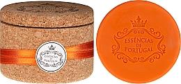 Perfumería y cosmética Jabón artesanal, naranja - Essencias de Portugal Tradition Jewel Keeper Orange