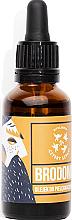 Perfumería y cosmética Aceite para barba con nuez de macadamia - Cztery Szpaki