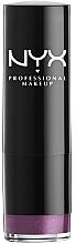 Perfumería y cosmética Barra de labios extra cremosa con fórmula mineral - NYX Professional Makeup Round Lipstick