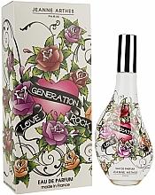 Perfumería y cosmética Jeanne Arthes Love Generation Rock - Eau de parfum