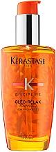 Perfumería y cosmética Aceite para cabello de coco y rosa canina sin aclarado - Kerastase Discipline Oleo-Relax Advanced Morpho-Huiles