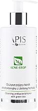 Perfumería y cosmética Tónico limpiador con extracto de té verde - APIS Professional Home terApis Cleansing Tonik
