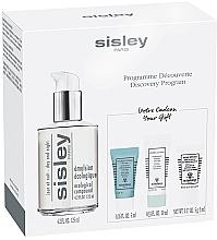 Perfumería y cosmética Sisley Ecological Coumpound Discovery Program - Set facial revitalizante (emulsión/125ml + sérum/mini/5ml + crema/mini/10ml + bálsamo/mini/5ml)
