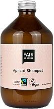 Perfumería y cosmética Champú con aceite de semilla de albaricoque sin parabenos - Fair Squared Apricot Shampoo
