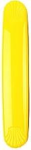 Perfumería y cosmética Estuche para cepillo dental, 9333, amarillo - Donegal