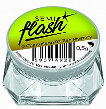 Perfumería y cosmética Polvo para uñas - Semilac SemiFlash Chameleon