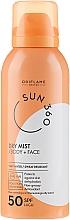 Perfumería y cosmética Spray multi-protector de textura seca con vitamina E - Oriflame Sun 360 Dry Mist SPF 50