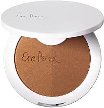Perfumería y cosmética Polvo bronceador de arroz prensado - Ere Perez Rice Powder Blush & Bronzer