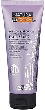Perfumería y cosmética Mascarilla facial con acacia japonesa, ácido hialurónico, aloe vera - Natura Estonica Sophora Japonica Face Mask