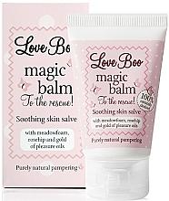 Perfumería y cosmética Bálsamo calmante multiusos para pezones o piel irritada, de origen 100% natural - Love Boo Mummy Magic Balm