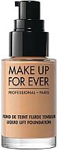 Perfumería y cosmética Base de maquillaje fluida - Make Up For Ever Liquid Lift Foundation