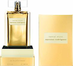 Perfumería y cosmética Narciso Rodriguez Santal Musc Intense - Eau de parfum