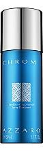 Perfumería y cosmética Azzaro Chrome - Desodorante spray