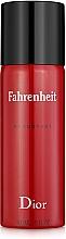 Perfumería y cosmética Dior Fahrenheit - Desodorante