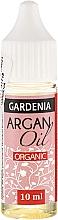 Perfumería y cosmética Aceite de argán con extracto de gardenia - Drop of Essence Argan Oil Gardenia