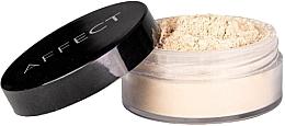 Perfumería y cosmética Polvo suelto de maquillaje mineral suave con aceite de aguacate y extracto de avena - Affect Cosmetics Mineral Loose Powder Soft Touch