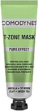 Perfumería y cosmética Mascarilla facial purificante con arcilla blanca y té verde - Comodynes T-Zone Pure Effect Mask