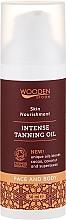Perfumería y cosmética Aceite de bronceado intensivo - Wooden Spoon Intense Tanning Oil