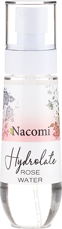 Agua natural de rosas - Nacomi Hydrolate Rose Water