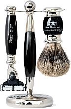 Perfumería y cosmética Set de afeitado (maquinilla de afeitar/1ud+ brocha/1ud + soporte/1ud) - Taylor of Old Bond Street Mach3