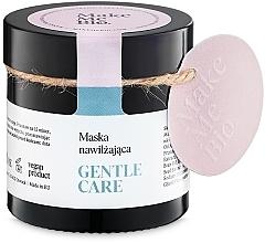 Perfumería y cosmética Mascarilla facial cremosa 100% natural con aceite de argán y oliva - Make Me BIO