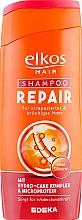 Perfumería y cosmética Champú con proteínas de trigo y D-pantenol sin siliconas - Elkos Hair Shampoo Repair