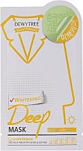 Perfumería y cosmética Mascarilla facial blanqueadora con extracto de limoncillo - Dewytree Whitening Deep Mask