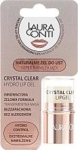 Perfumería y cosmética Gel labial hidratante con manteca de mango - Laura Conti Crystal Clear Hydro Lip Gel