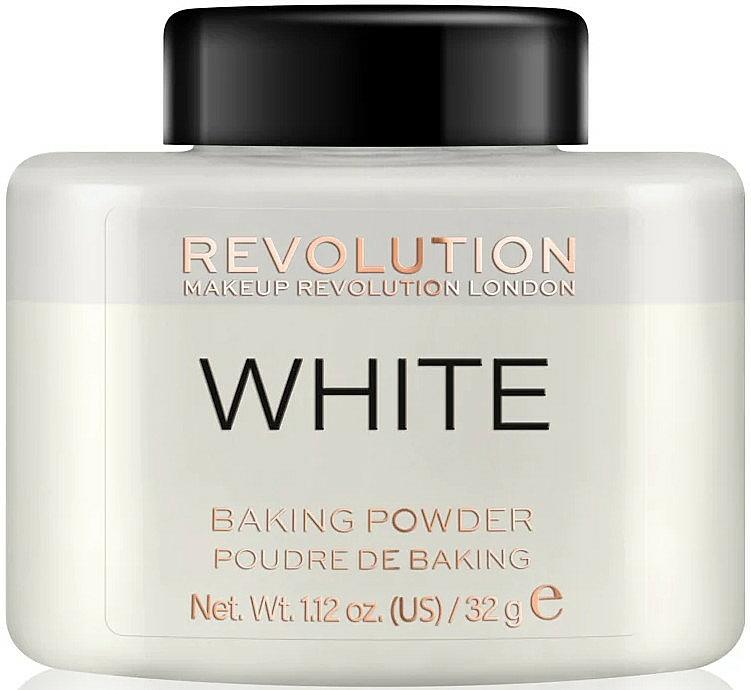Polvo suelto de maquillaje cocido - Makeup Revolution Baking Powder