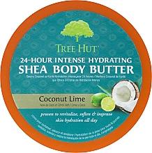 Perfumería y cosmética Aceite corporal ''Coco y Lima'' - Tree Hut Body Butter