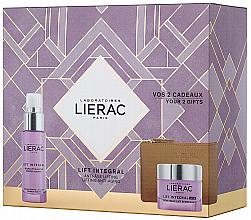 Perfumería y cosmética Lierac Lift Integral Nutri - Set facial reafirmante y nutritivo (crema/50ml + sérum/30ml + neceser)