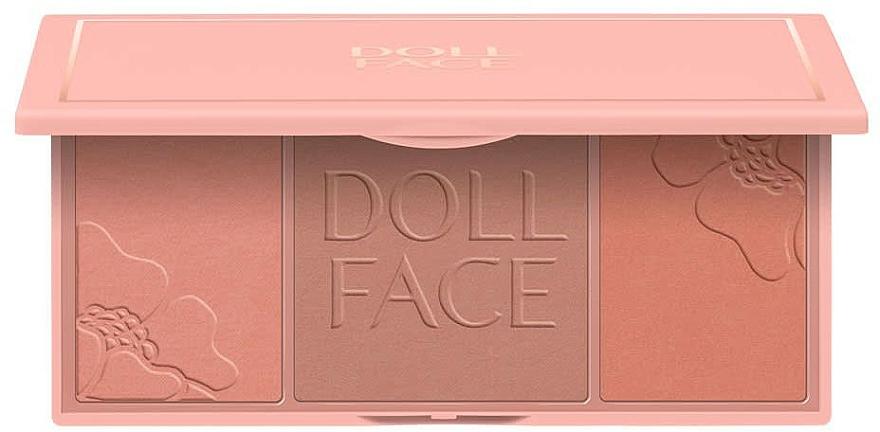 Colorete facial mate - Doll Face Retro Rouge Matte Powder Blush