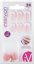 Perfumería y cosmética Uñas postizas con pegamento, 499135_A - Inter-Vion