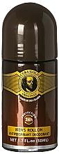 Perfumería y cosmética Cuba Gold - Desodorante roll-on