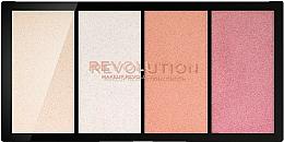Perfumería y cosmética Paleta de iluminadores - Makeup Revolution Re-Loaded