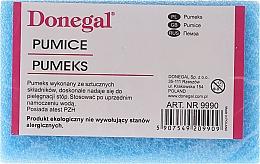 Perfumería y cosmética Piedra pómez, 9990, azul - Donegal