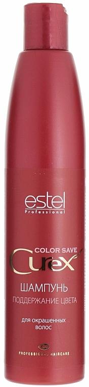 Champú con complejo de queratina - Estel Professional Color Save Curex