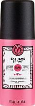 Perfumería y cosmética Spray para cabello vegano sin parabenos ni sulfatos, fijación extra fuerte - Maria Nila Style & Finish Extreme Spray