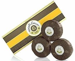 Perfumería y cosmética Set jabón perfumado, Naranjo - Roger & Gallet Bois D'Orange Perfumed Soaps (jabón/3x100g )