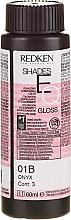 Perfumería y cosmética Tinte demipermanente para cabello, sin amoníaco - Redken Shades Eq Gloss