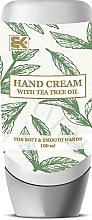Perfumería y cosmética Crema de manos con aceite de árbol de té - Brazil Keratin Hand Cream With Tea Tree Oil