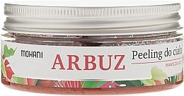 Perfumería y cosmética Exfoliante corporal de azúcar con sandía - Mohani Wild Garden Peeling